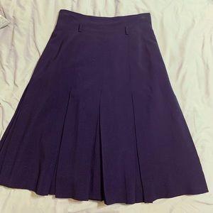 Chanel navy skirt. FINAL MARKDOWN